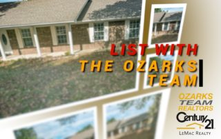 List With The Ozarks Team Title Screen
